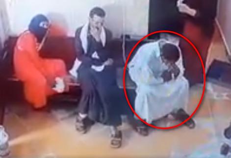 موت بلحظة مفاجئ في عيادة في مصر اثناء الانتظار هو وزوجتة