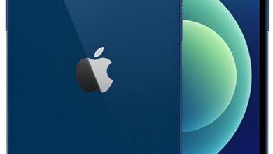 مواصفات ايفون 12 أعلن الإطلاق 2020 13 أكتوبر الاطلاق قريباً 23 أكتوبر 2020نظام التشغيل iOS 14 شرائح Apple A14 Bionic خمسة نانومتر