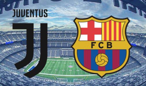 موعد مباراة برشلونة ويوفنتوس توقعات