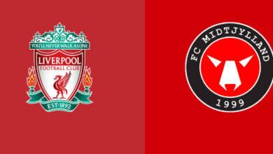 موعد مباراة ليفربول القادمة والقنوات الناقلة ضد ميتييلاند دوري أبطال أوروبا