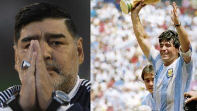 سبب وفاة دييغو مارادونا