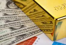علاقة سعر الذهب بالدولار