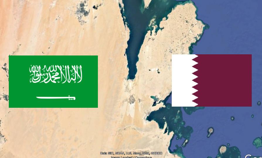 حدود قطر مع السعودية توقيت فتح الحدود القطرية مع المملكة العربية