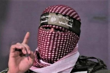 فلسطين غزة ابو عبيدة بإمكاننا الاستمرار في قصف تل ابيب لـ 6 اشهر