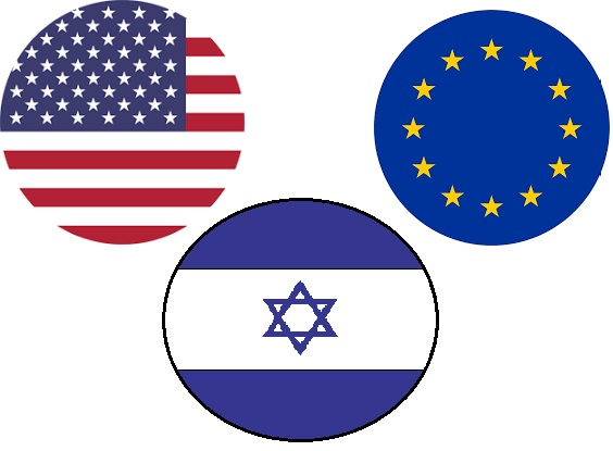 لماذا أمريكا وأوروبا تدعم إسرائيل القصة الحقيقية التي لا يقولها احد