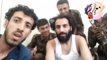 مصطفى المومري بالفيديو من داخل السجن شاهد ماذا قال العسكري