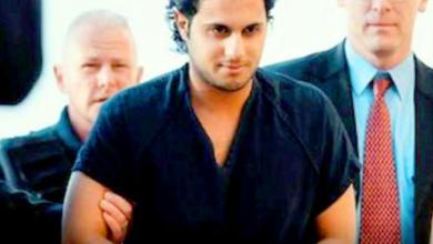 قصة خالد الدوسري مبتعث سعودي في أمريكا مسجون