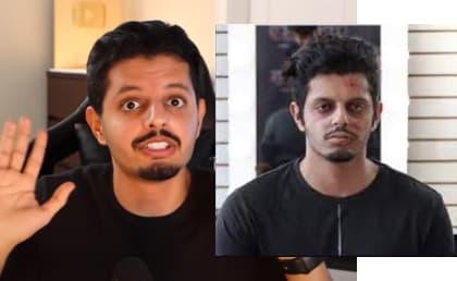 يوتيوبر كويتي فلوقر يطلب المساعدة من الحكومة الكويتية بسبب عنصرية كما يقول